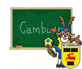 Spreekbeurt over Cambuur
