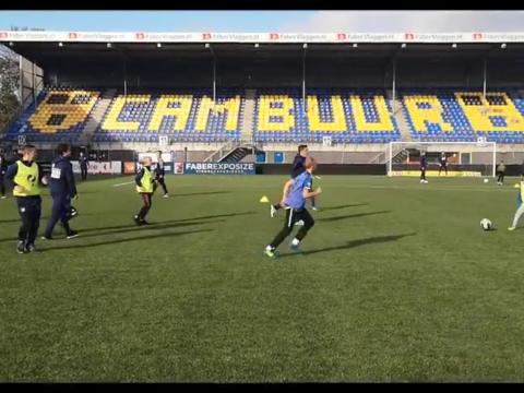 Video van Cambuur