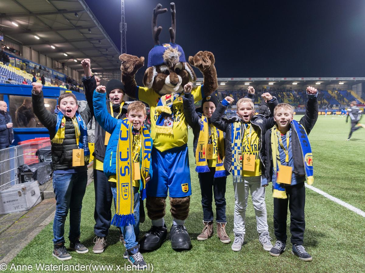 Mats van Loon, SC Cambuur - Vitesse, 16 januari 2016